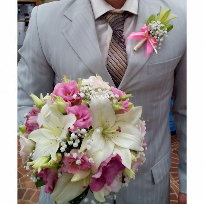 Каталог свадебных букетов в кременчуге, сборка